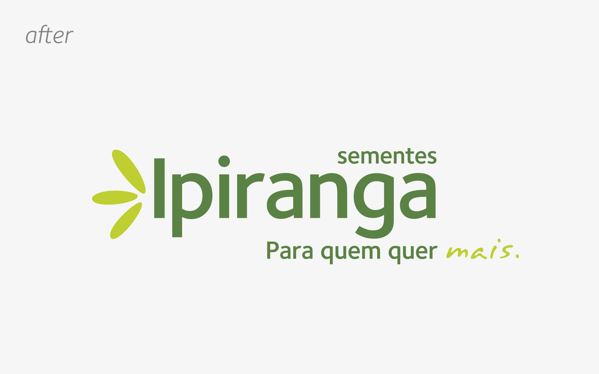 Case Sementes Ipiranga Imagem 2